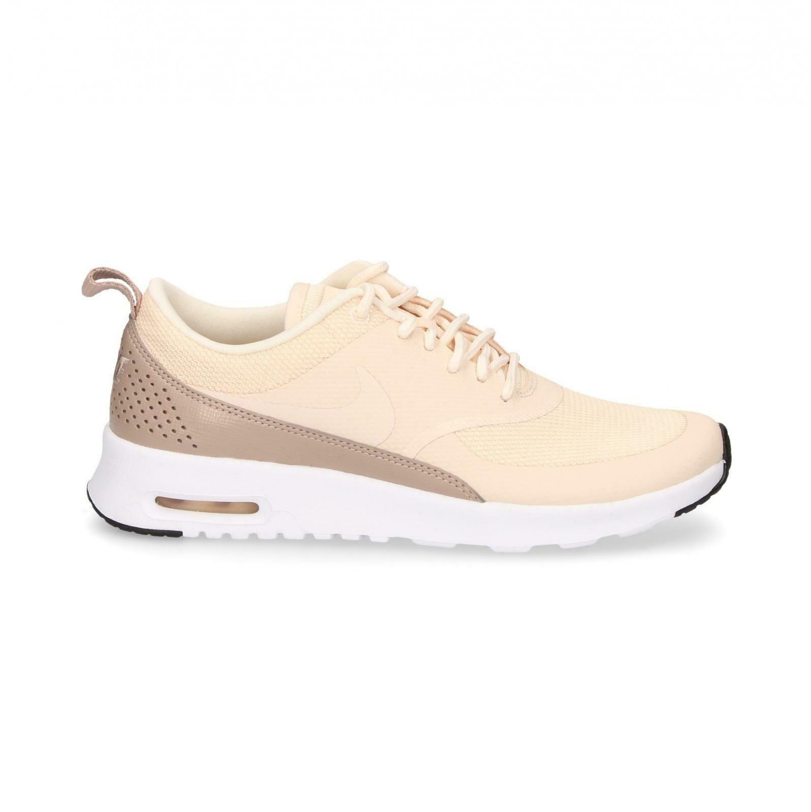 damen NIKE AIR MAX THEA Guava Ice Trainers 599409 804