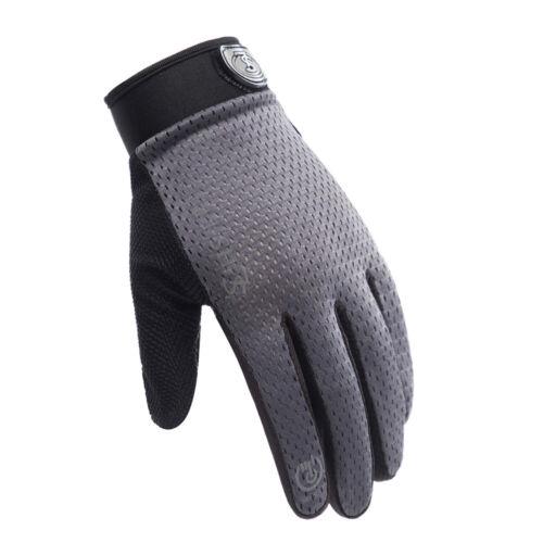 Radfahren Vollfingerhandschuhe Reiten Moto Outdoor Sport Rutschfest HandschuheDE
