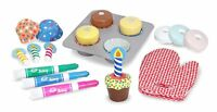 Melissa And Doug Bake And Decorate Cupcake Set , New, Free Shipping on sale