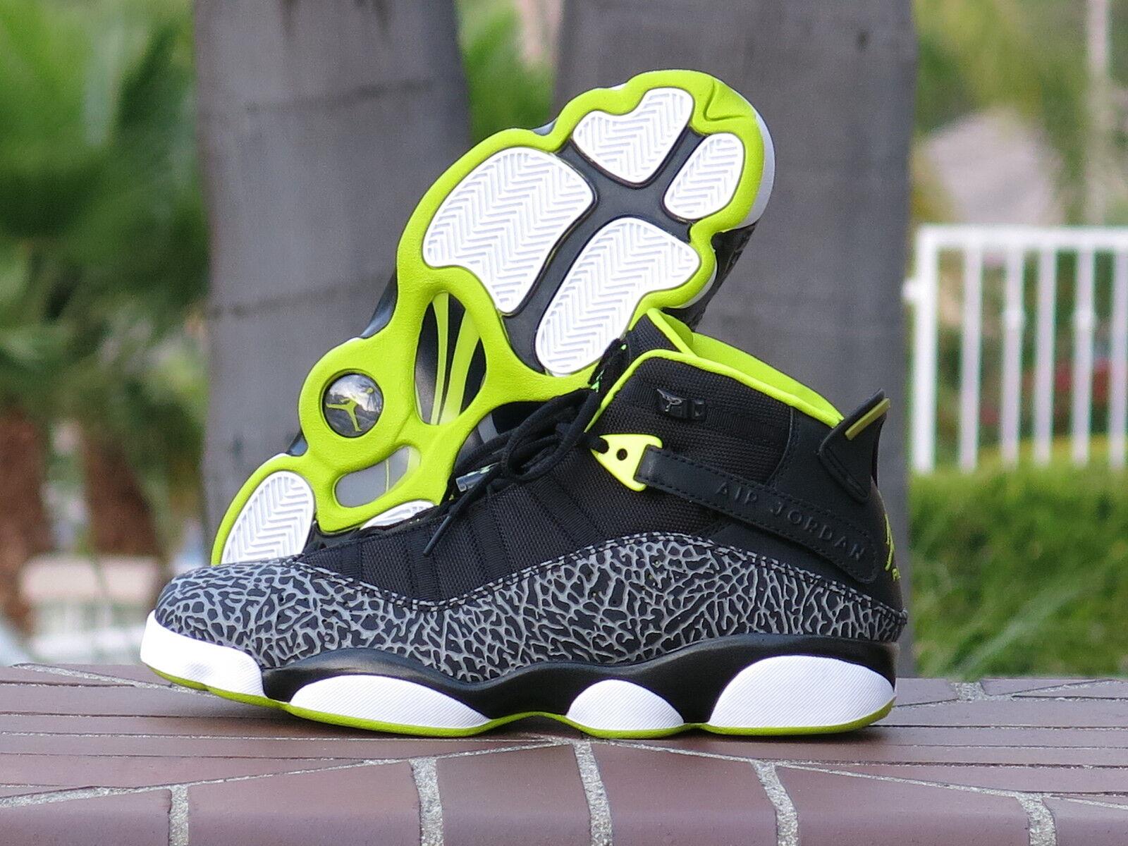 2013 Nike Air Jordan 6 Ring Men's Basketball shoes 322992-033 SZ 11