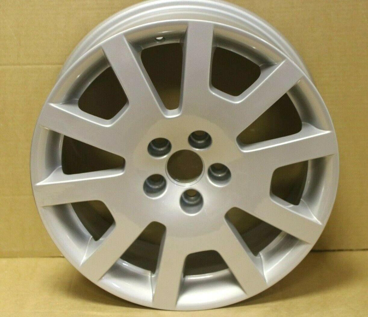1 Genuine Original Oem Skoda Fabia Mk1 Vrs 16 Alloy Wheel Rim Silver 6y0601025m For Sale Online Ebay
