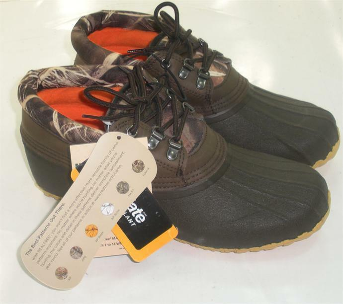 Proline Dc83203-12 Dc83203-12 Dc83203-12 Ente Commander 3 Eye Stiefel Ente Schuhe Größe 12 20631 ae4c7f