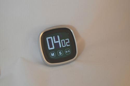Minuteur Chronomètre CLIPSO numériques à court terme couteau écran tactile éclairage magnétique