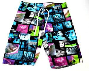 Billabong-Men-36-034-Boardshorts-Boardies-Beach-Board-Shorts-Swim-Pool-Trunks-RETRO