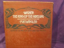 Furtwangler Wagner Ring Cycle Seraphim IS-6100 19 LP Box SET NM