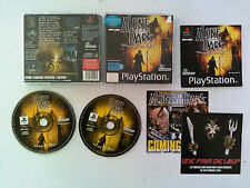 Alone in the dark 4 The new nightmare PS1-PS2-PS3 Playstation PAL FR