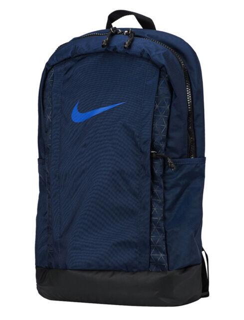 fef52ea4e6 Nike Vapor Z Backpack Bag Navy Soccer Football Fitness Gym Casual NWT  BA5541-410