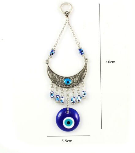 Evil Eye Charm Amulet Hanging Or Wall Decoration For Protection
