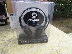 Blue-Stork-Auricolari-Stereo-HQ-BS-MC200-con-cancellazione-di-rumore