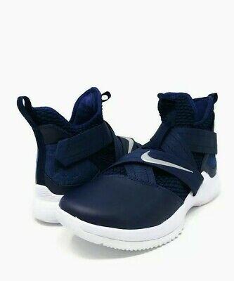 Mens Sz 11.5 Nike Zoom LeBron Soldier