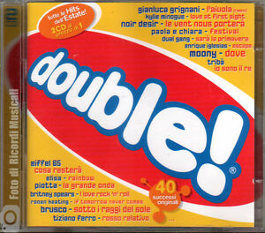 DOUBLE-SUMMER-2002-CD-DOPPIO-PERFETTO-M-M