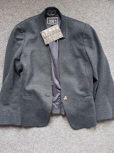 Highgate de lana Blazer gris Nw3 8 tamao aPqfdnPwx6