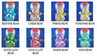 8 Different Care Bear Mini Cake Toppers Figure Decorations You Pick