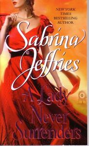 a lady never surrenders sabrina jeffries pdf