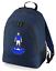 Football-TEAM-KIT-COLOURS-Everton-Supporter-unisex-backpack-rucksack-bag miniatuur 3