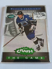 1994-95 Parkhurst Crash the Game Green #H28 Wayne Gretzky : Los Angeles Kings