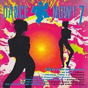 Dance-Now-7-1994-Maxx-2-Unlimited-Erasure-Culture-Beat-Magic-Affa-2-CD