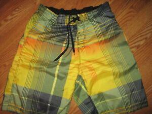 Men-039-s-U-S-Apparel-Swim-Trunks-size-Large