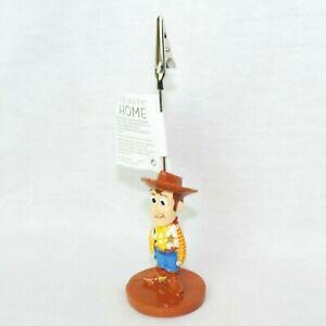 DISNEY Fotohalter * WOODY Toy Story * Deko Figur Foto Clip Tischkarten