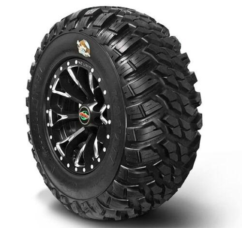 28-10-15 10-ply 1 Tire 28x10r15 Kanati Mongrel UTV//ATV Radial