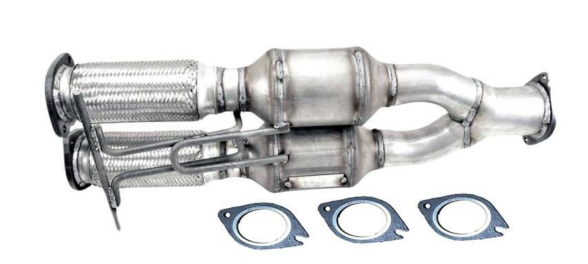 Volvo XC90 4.4L Flex Pipe Catalytic Converter 2005 2006 2007 2008 2009 2010