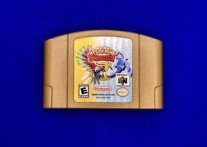 Pokemon-Stadium-2-For-N64-Read-Description