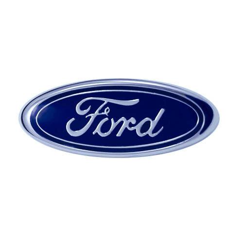 1987-1993 Ford Mustang LX OEM Genuine Ford Front Bumper Grille Blue Oval Emblem