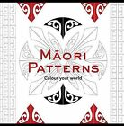 Colouring in Book Mini - Maori Patterns by New Holland Publishers (UK) Ltd. (Paperback, 2015)