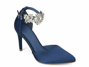 4627552457 Journee Collection Women's 'Loxley' Pointed Toe Rhinestone Pumps ...