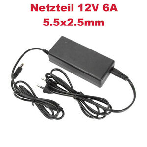 12V-6A-Netzteil-Ladekabel-Ladegerat-ersetzt-LSE9901B1250-BRA-6012WW-HASU12FB60
