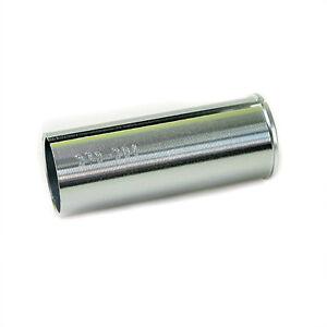 SpeedPark 80mm Alloy Shim Adapter Convert 27.2mm Seatpost to 28.6mm Bike Tube