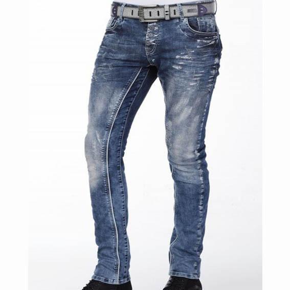 Mens Cipo & Baxx CD243 Slim Fit Jeans W38 34L rrp  CS077 ii 15