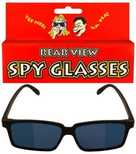 HB NEW REAR VIEW SPY GLASSES MIRROR LENSES.YOU CAN SEE BEHIND YOU!