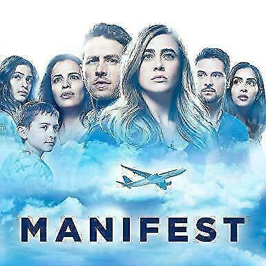 Manifest Tv Series Complete 1st First Season 1 One 4 Disc Dvd Set For Sale Online Ebay