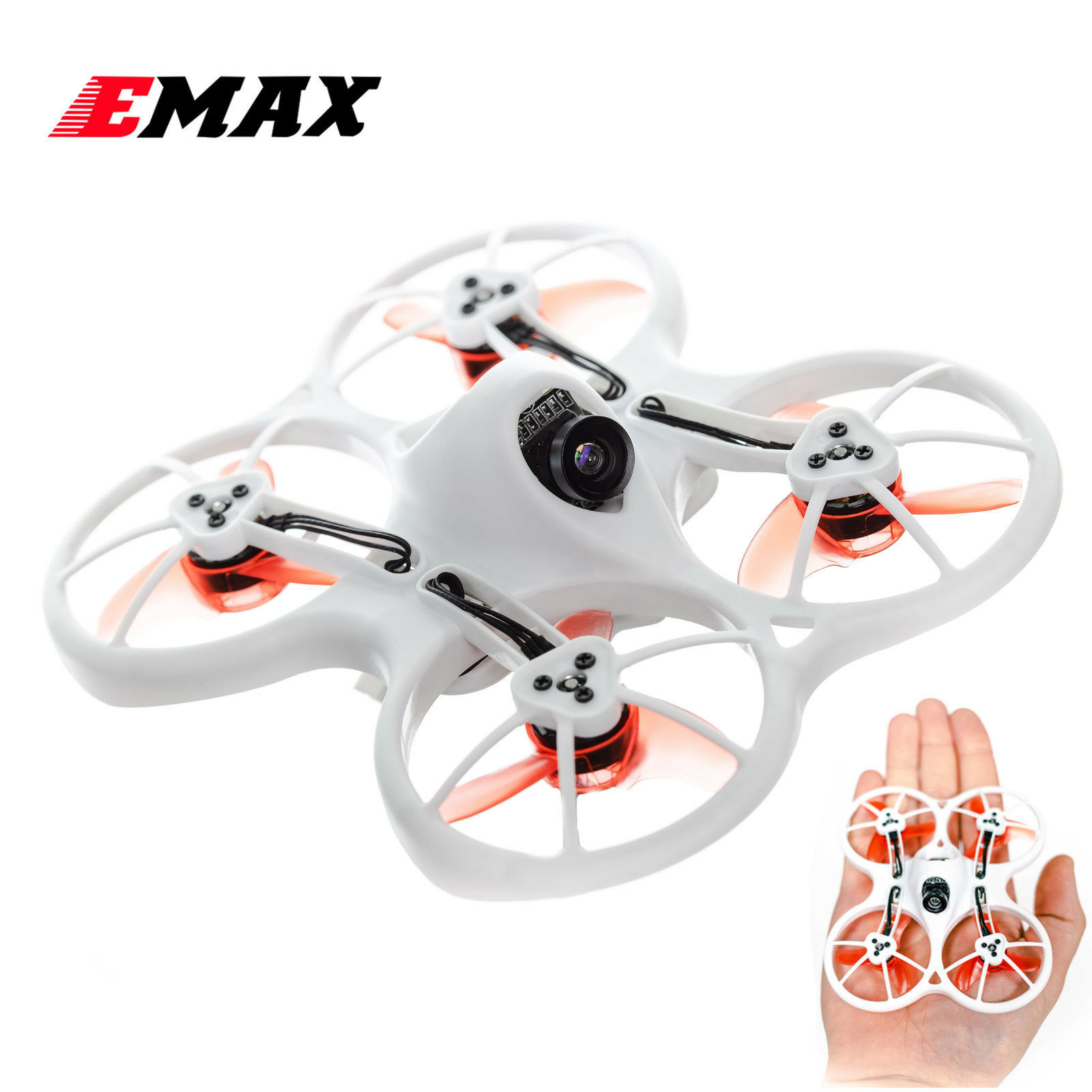 EMAX TINYHAWK 15000KV Brushless RC Drone Quadcopter BNF with 600TVL FPV Camera