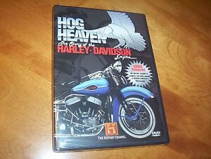 Harley Davidson Harley Davidson Motorcycle Motorcycles History Channel Dvd New 733961709216 Ebay