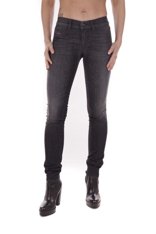 Diesel Livier 0609S Jeans Pantaloni women Slim Jeggins