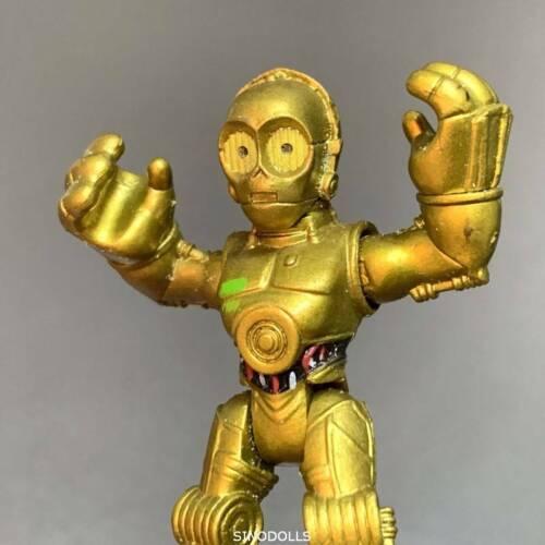 Star Wars Galactic Heroes Stormtrooper R2D2 battle droid Pilot playskool Figures