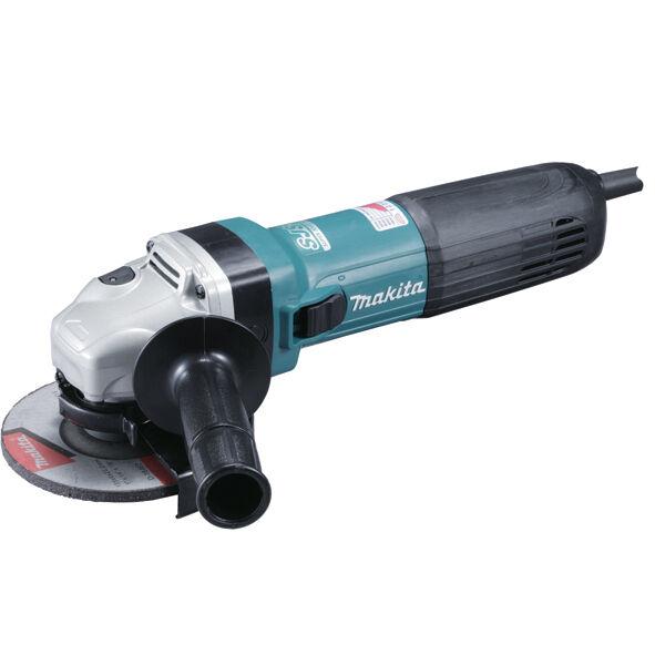 Smerigliatrice Makita Ga5041c 1400watt Disco 125mm Velocità Regolabile Nuovo