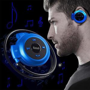 Wireless-Bluetooth-Waterproof-Neckband-Stereo-Headphones-Earphones-Headset-Sport