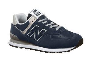 New-Balance-ml574-Chaussures-De-Sport-Hommes-Sneaker-Bleu-Sport-Chaussures-De-Loisirs-SALE