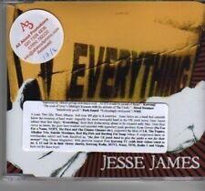 (DE814) Jesse James, Everything - DJ CD
