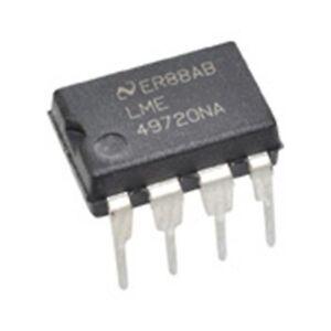 2x-LME49720NA-Dual-DIP-OpAmp-National-Semiconductor-Double-LME49720-HiFi-USA
