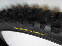 "BIKE BICYCLE CYCLE MOUNTAIN BIKE TYRE 26"" x 2.10"
