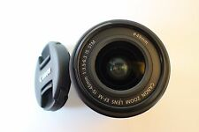 Canon EF-M 15-45mm f/3.5-6.3 IS STM Standard Zoom Lens for EOS M M2 M3 M10