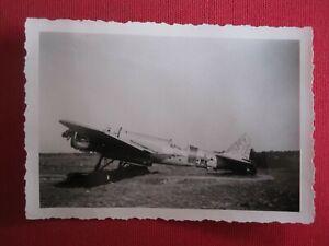 Fotokonvolut-Original-Foto-Russisches-Jagdflugzeug-JAK-1940-42-WK2