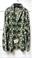 Great barn Fly Brand Men's moose Big Shirt / Jacket, Olive, Size Xl,