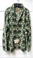 Great barn Fly Brand Men's moose Big Shirt / Jacket, Olive, Size Xl,