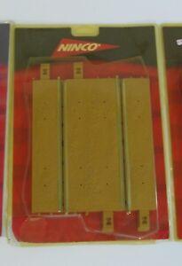 Franc Rare Ninco 10151 200 Mm 2 Pieces Off Road Straight 1:32 Scalextric Slot Car B1a-afficher Le Titre D'origine