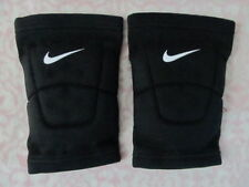 Nike Dri-Fit Volleyball Knee Pads One Pair Black Size Adult Medium - New
